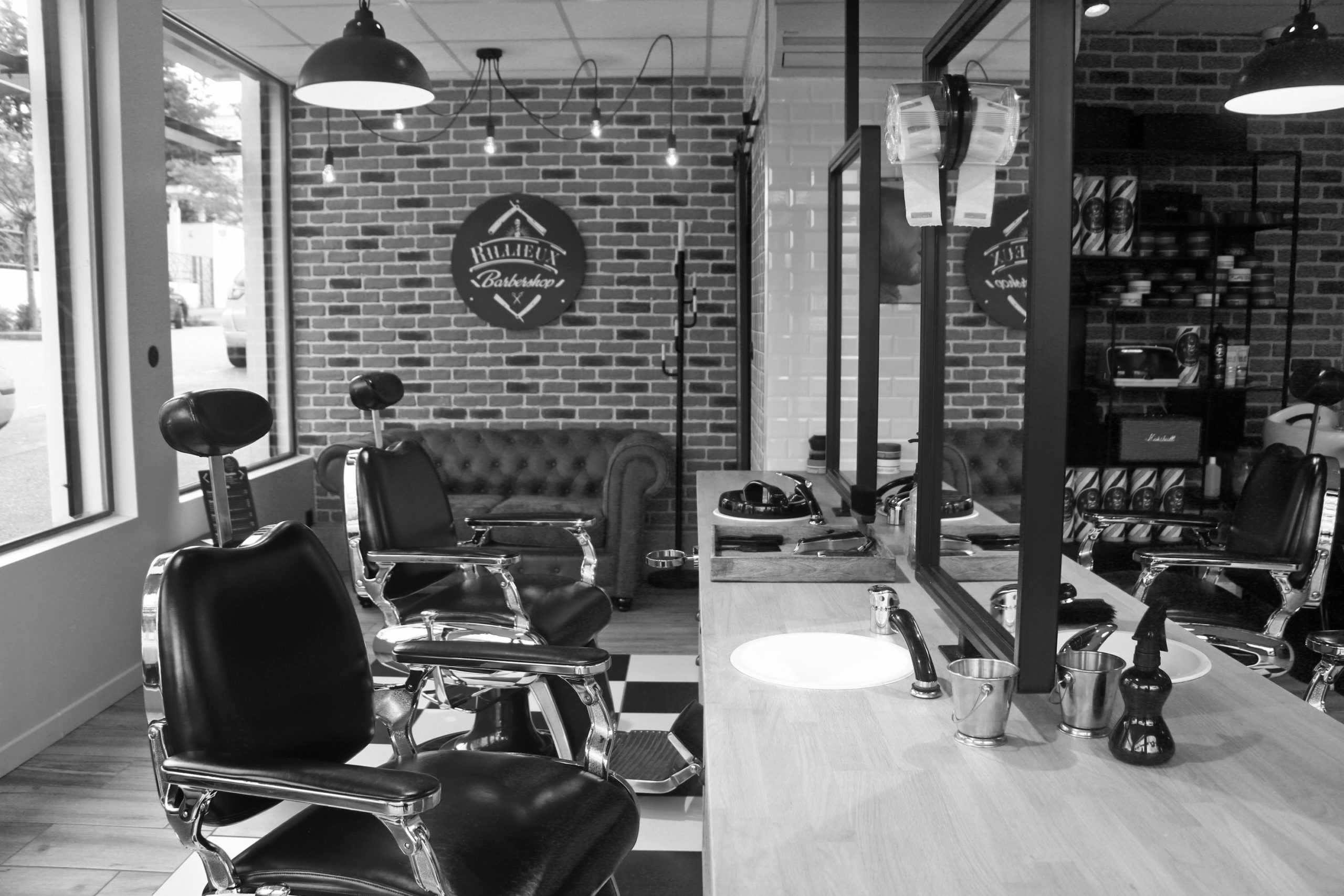RILLIEUX BARBER SHOP